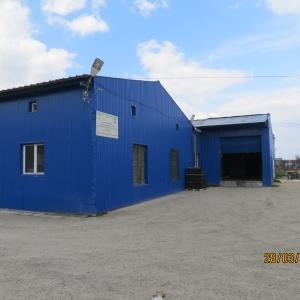 Fabrica pentru procesarea ciupercilor, fructelor și plantelor medicinale