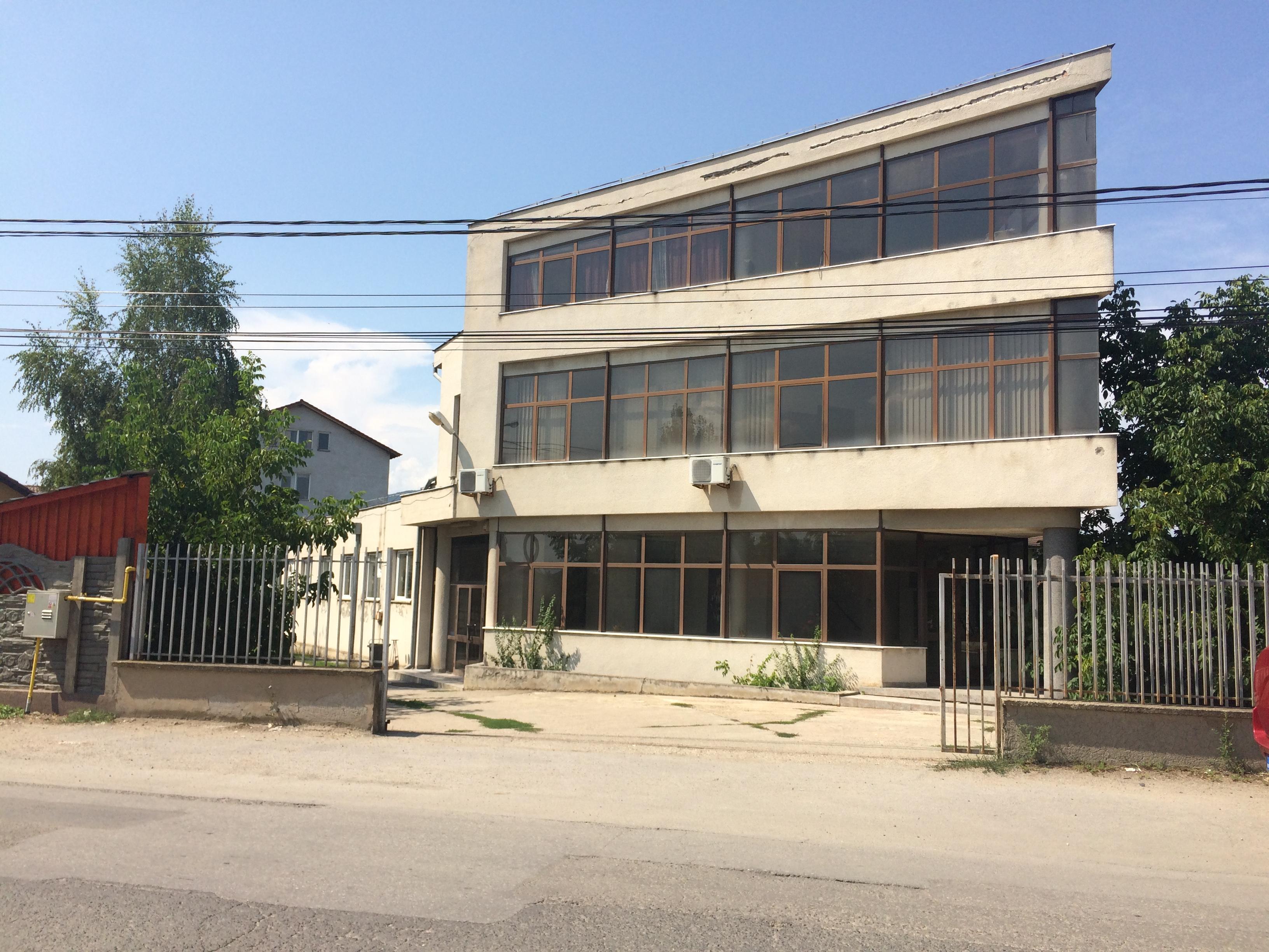 Fabrica de confectii Alba Iulia Str. Brandusei