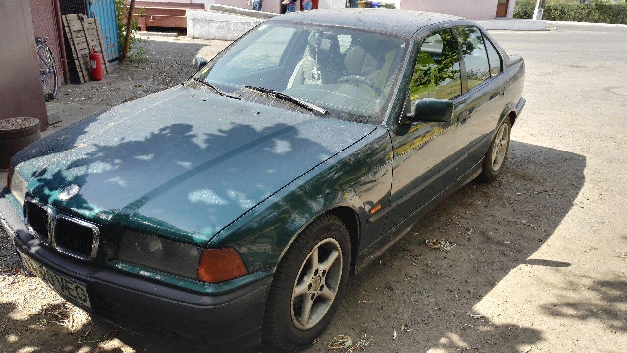 Autoturism BMW Seria 3 - GL 20 VEG