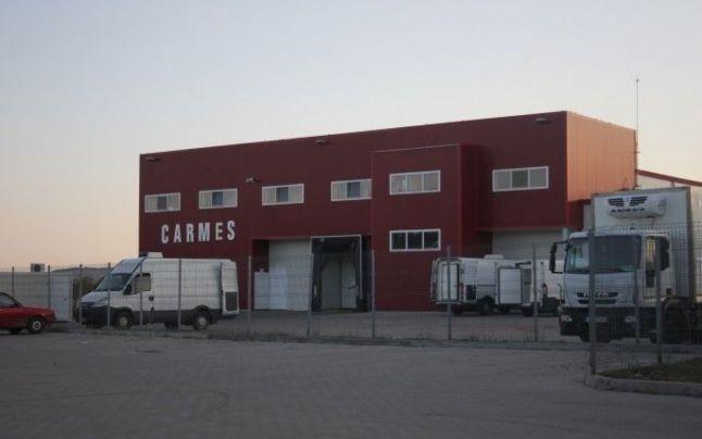 Activ imobiliar - Abator, fabrică de preparate din carne, anexe,  teren aferent și bunuri mobile