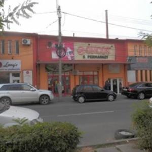 Teren pentru constructii zona semicentrala in Cluj Napoca ( actual spatiu Comercial ) str.Buftea, nr.2