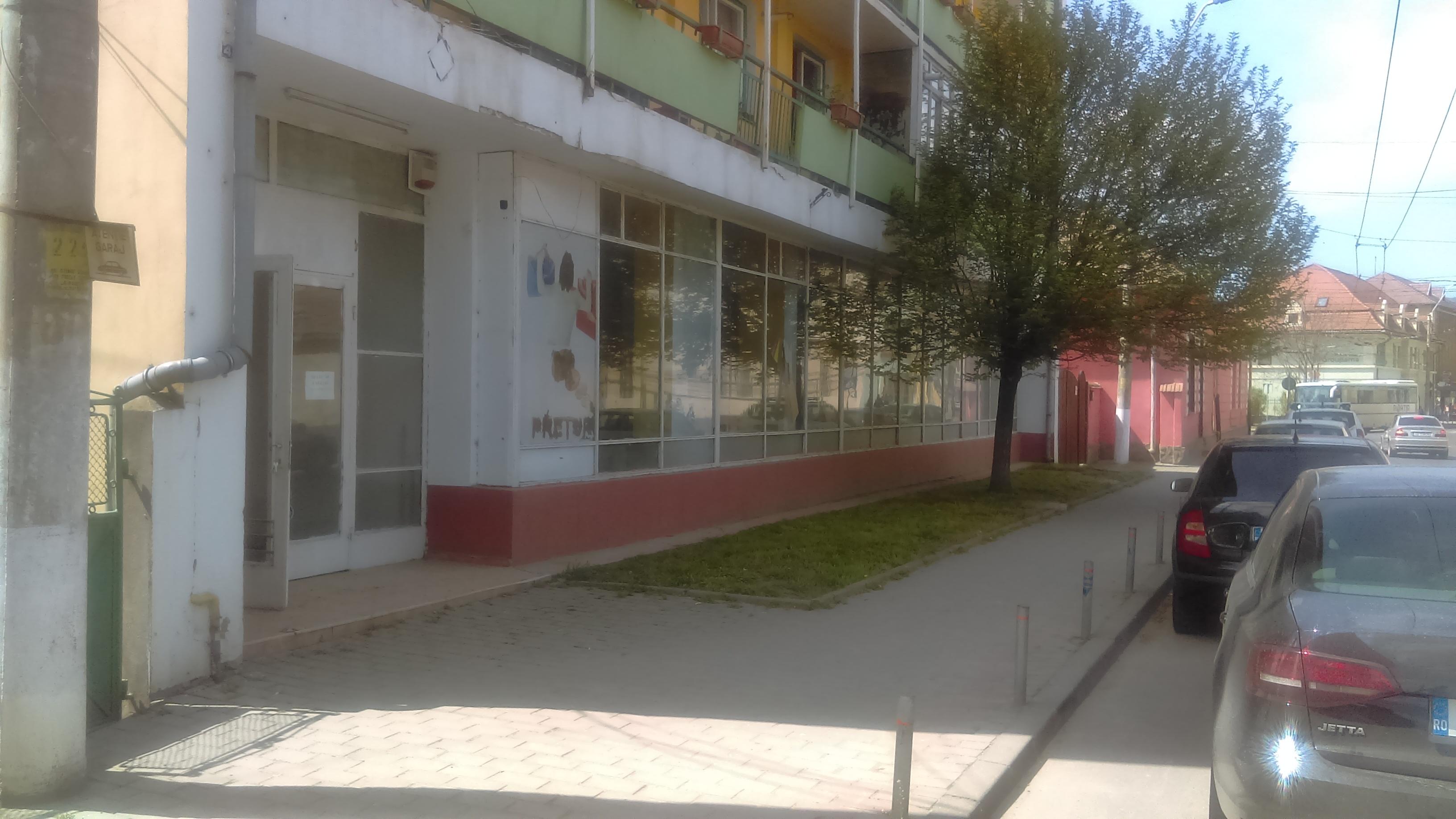 Spațiu comercial, strada Pompierilor, nr. 4, ap. 17, Mediaș