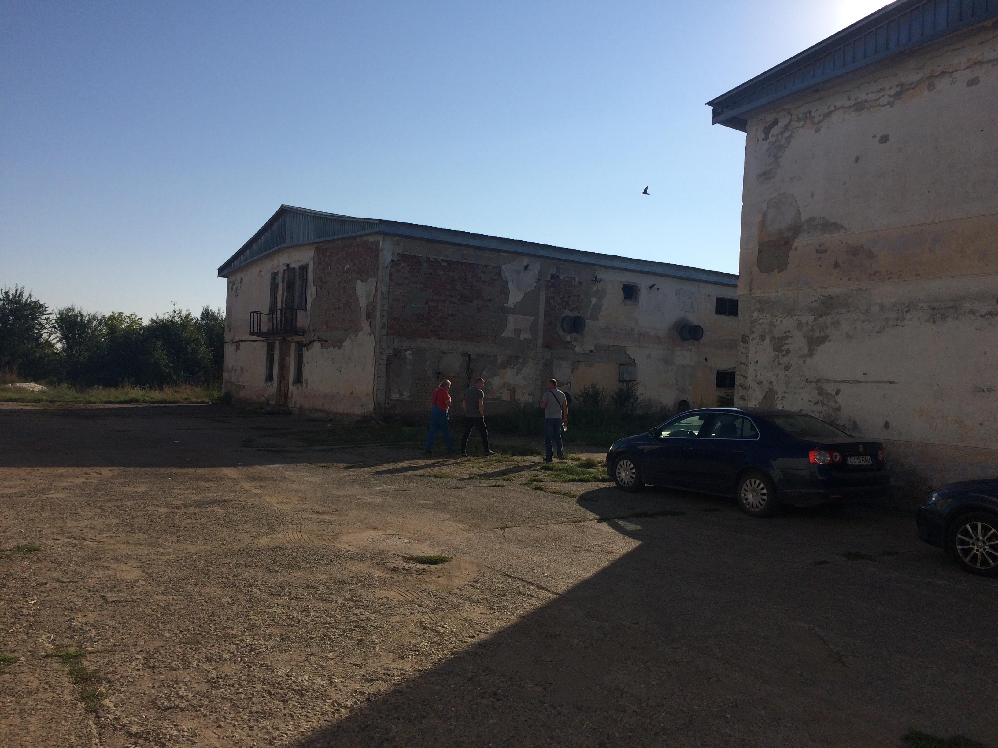 Ferma loc. Bogata, jud Cluj