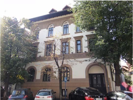 """Clădire birouri """"Casa D. R. Ioanițescu"""" situată în str. Mântuleasa nr. 33, Sector 2, București"""