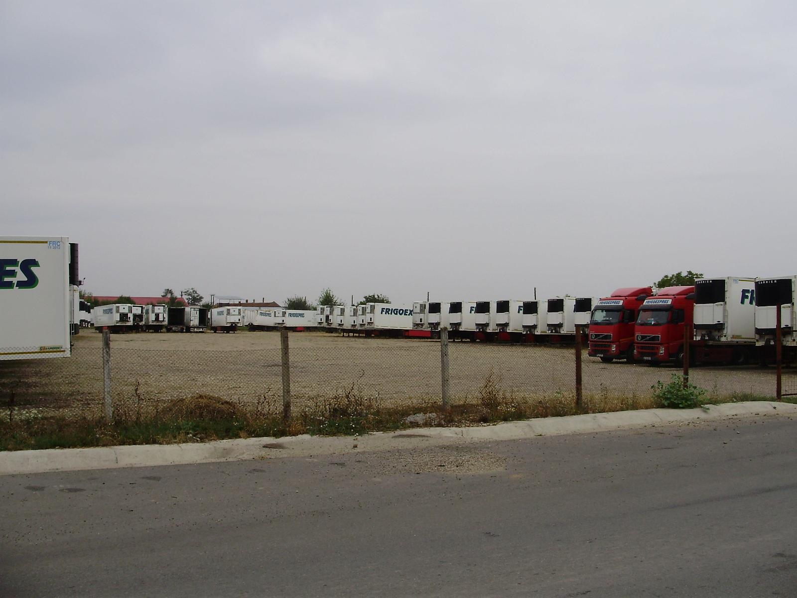 """Activul 3 ,,Teren intravilan(parcare) în suprafaţă de 15.075 mp"""", situat în sat. Sântion, com. Borş, jud. Bihor"""