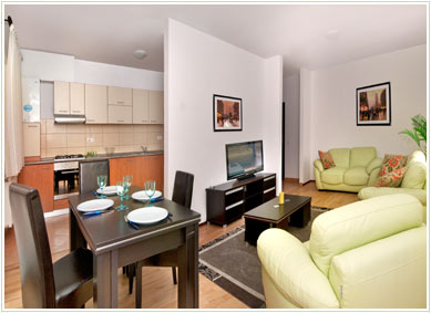 Apartament 1 camera Sinaia