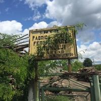 Teren intravilan cu construcții industriale în Bârlad, județul Vaslui