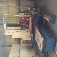 Pachet instalatii si masini folosite in activitatea de confectii metalice