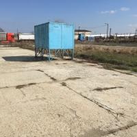 Amplasament industrial Midia DN22B (în incinta rafinăriei Rompetrol, jud. Constanța) - compus din C1 hale P+1E, având suprafață conform documentelor 2.592 mp (terenul nu face obiectul tranzacției)