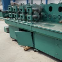 Steel folding machine + Convector + Reductor