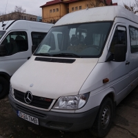 MICROBUZ Mercedes Sprinter 15L nr inv 400001 / IS24TMB