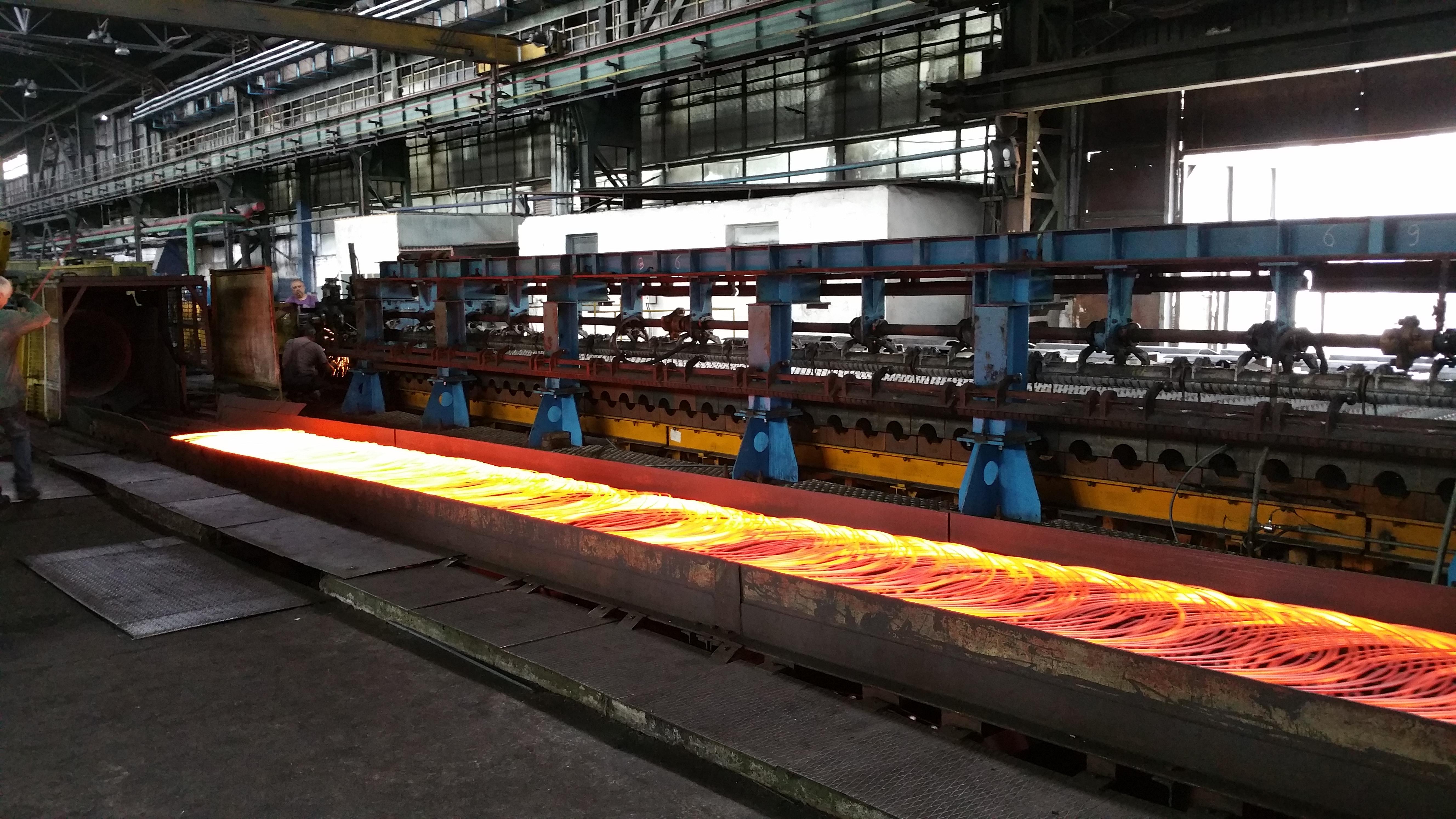 Laminor Focsani - activ industrial STG STEEL