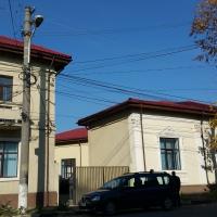 Casa Hentze - clădire de birouri P+1E, str.Ștefan cel Mare nr.2, Giurgiu
