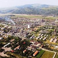 Refinery RAFO industrial platform - Onesti, Bacau county