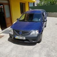 Autoutilitară Dacia Logan, caroserie BB furgon