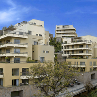 Apartament cu 2 camere - Bellevue Residence - Brasov (Ap. Nr. 13 din blocul 1) + parcare + boxa