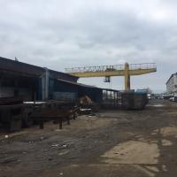 Spatiu industrial str. Industriei