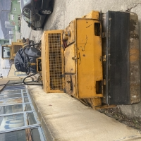 CILINDRU COMPACTOR BOMAG BW120