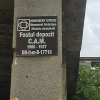 Teren intravilan cu construcții industriale în Titu, județul Dâmbovița