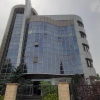 Clădire de birouri (S+D+P+4E) în București, Str. Dâmbovița nr. 59, sect. 6