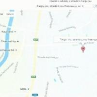 Teren și construcție - depozit, CF 37545 ,situată în municipiul Târgu Jiu, strada Liviu Rebreanu, nr. 2, jud. Gorj