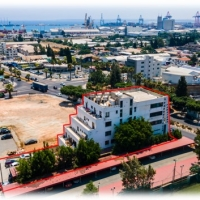 Commercial Building located in Omonia, Limassol, Cyprus