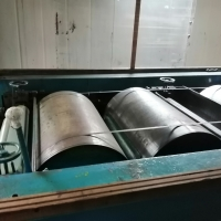 Utilaje pt fabricarea sacilor din polipropilena