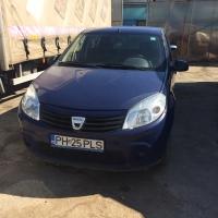 Autoturism Dacia Sandero PH 25 PLS