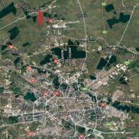 2 loturi de teren în suprafață totală de 328.336 mp situate în intravilanul localității Corbeanca, jud. Ilfov
