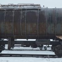 Pachet vagoane cisterna CF, 15 buc, locație Bacău