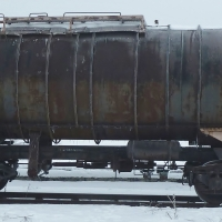 Pachet cisterne CF, locație Bacău