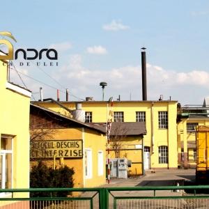 Mândra Oil Factory, Bârlad, Vaslui County