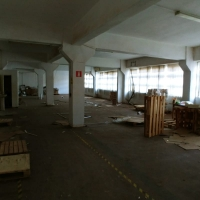 Teren si constructii in suprafata de 2.532 mp in Baia Sprie, Maramures (fosta fabrica de ciocolata)