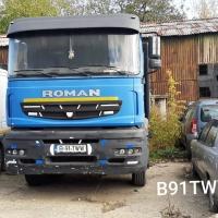 AUTOCAMION ROMAN B91TWW