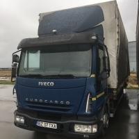 Autoutilitara Iveco ML 100 E21 - B 87 KUF (BZ 07 TXA)