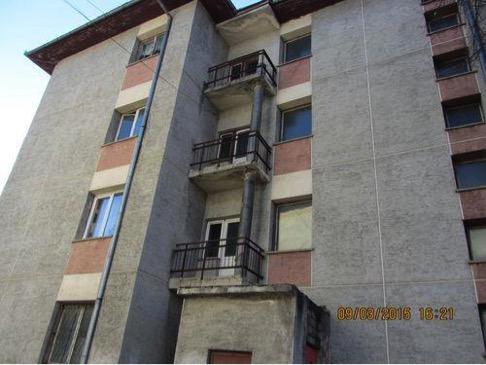 Camin de nefamilisti P+3 si anexe - Campulung Moldovenesc