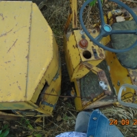 Compactor Bomag 120 AD