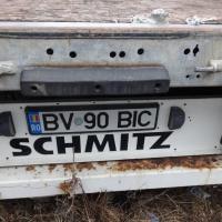 Semiremorca  SCHMITZ CARGOBUL,  BV-90-BIC