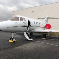 Avion Hawker 900XP - YR-NAY