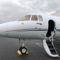 Avion Hawker 900XP - YR-NAY
