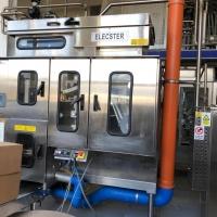 Instalație de ambalat lapte UHT și ESL, lapte copii