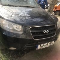 AUTOTURISM HYUNDAI SANTA FE numar de inmatriculare TM 99 BIJ
