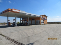 Statie distributie carburanti, Motel, Restaurant Aeroport