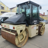 ABG compactor cylinder model Alexander DD 95-1, year of manufacture 2007