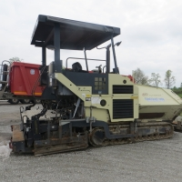 Asphalt finisher Titan 6820, year 2007
