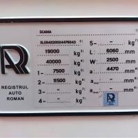 AUTOTRACTOR SCANIA NA420 - B52VCS -