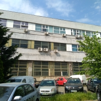 Industrial and office property in Bucharest, 14 Cutitul de Argint street, district 4, Bucharest