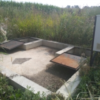 Fabrica de compost pentru ciuperci tip champignon