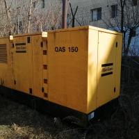 GENERATOR(GRUP)ATLAS COPCO QAS 150