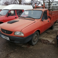 DACIA DROP SIDE 1.9D – BV-07-WVO
